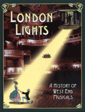 Front Cover - London Lights