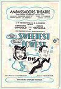Sweetest And Lowest The Guide To Musical Theatre Shows S