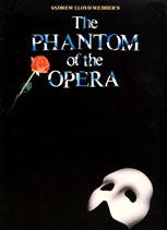 Phantom Of The Opera Lloyd Webber